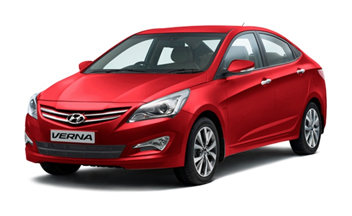 Hyundai Fluidic Verna Images