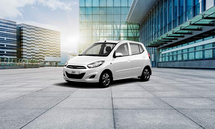 Hyundai I10 Price In India Images Mileage Features