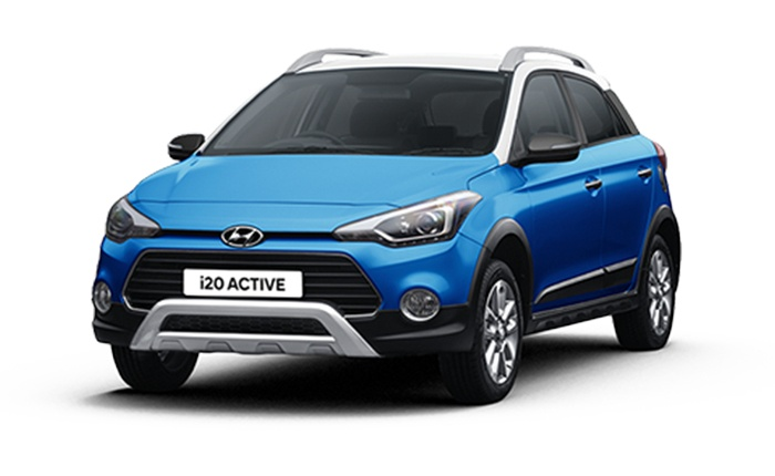 hyundai i20 active india price review images hyundai cars. Black Bedroom Furniture Sets. Home Design Ideas