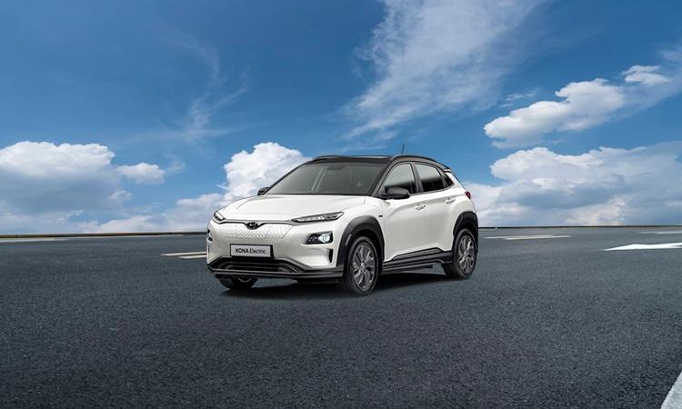 Hyundai Kona Electric Price In India Images Mileage