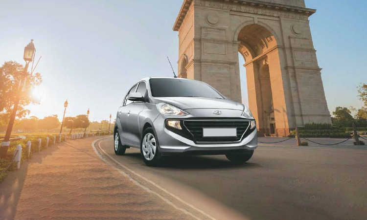 Hyundai 2018 Santro Price In India Images Mileage Features