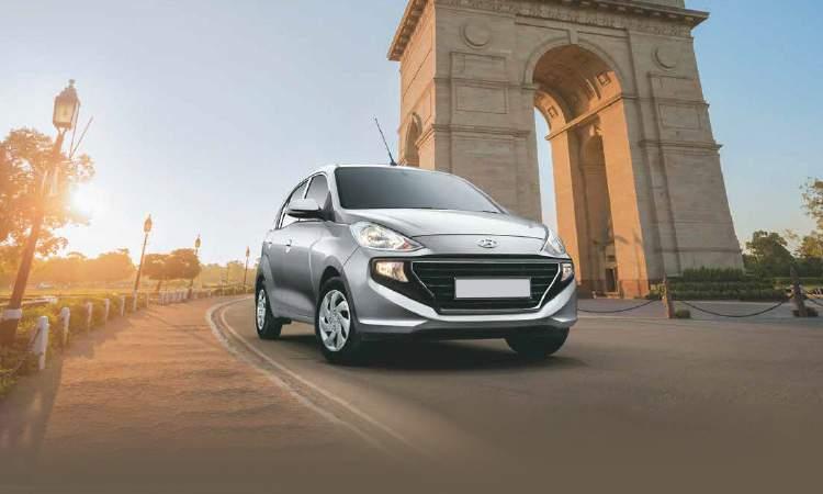 Hyundai New Santro