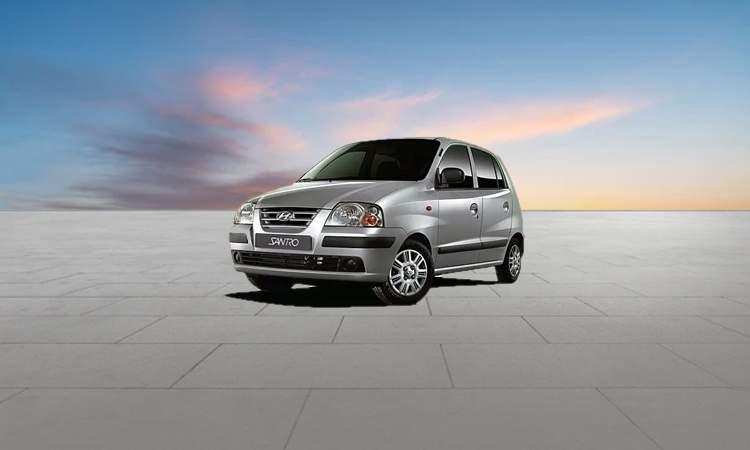 Buy Santro Car