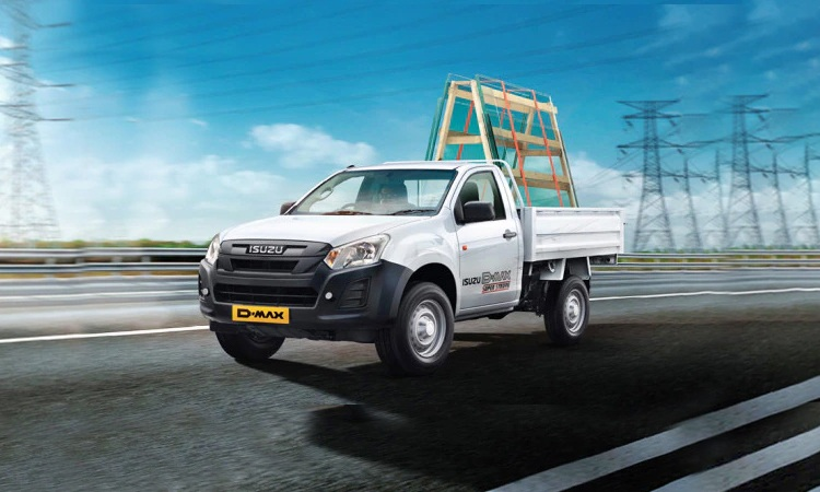 Isuzu D-Max Price in India, Images, Mileage, Features, Reviews