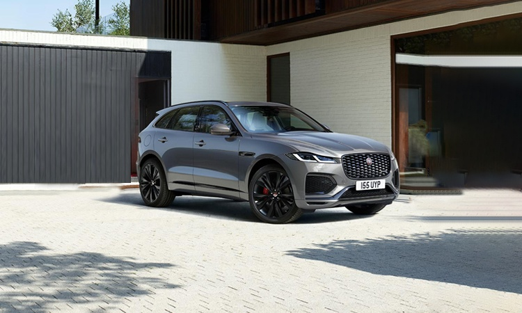 Jaguar F Pace Price In India Images Mileage Features