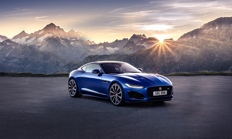 Captivating Jaguar F Type Images