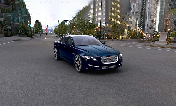 Superior Jaguar XJ Images