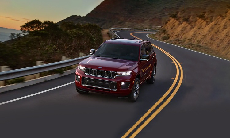 Jeep Grand Cherokee Images