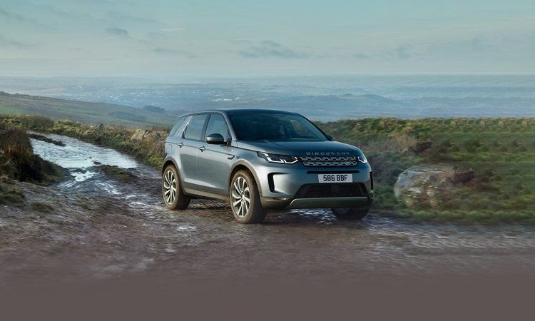Land Rover Discovery Sport Change Car