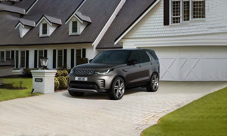 Land Rover Discovery: Land Rover Discovery News, Photos and Videos