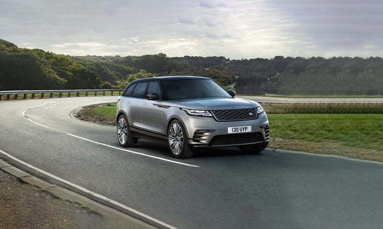 Land Rover Range Velar Images