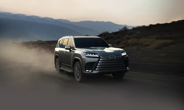 Lexus Lx Price In India Gst Rates Images Mileage Features