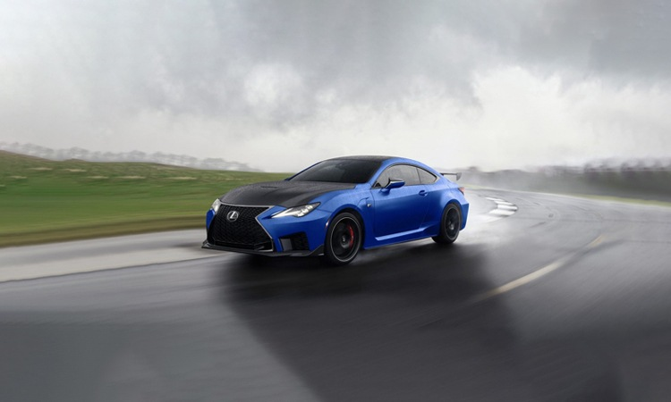 Lexus rc f price
