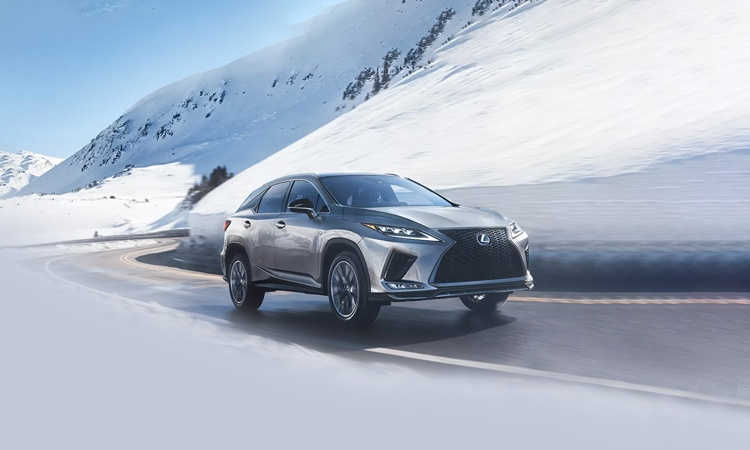 Awesome Lexus RX F Sport Images
