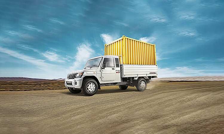 Mahindra Bolero Big Pik-Up Images