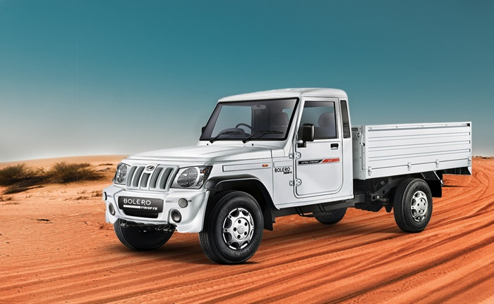 Mahindra Bolero Pik-Up Price in Amritsar: Get On Road Price