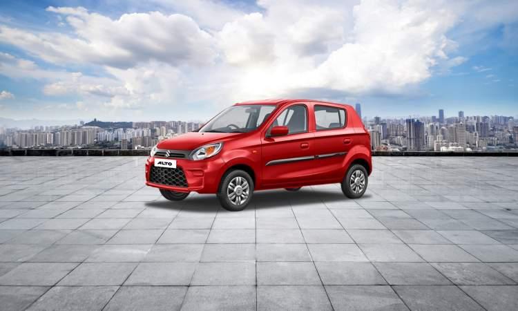 Maruti Suzuki Alto Vxi Price In Jaipur