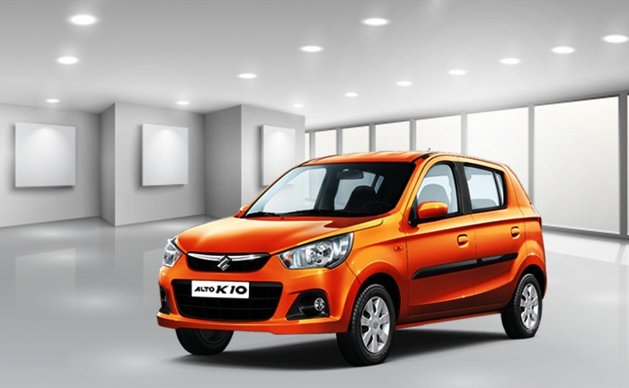 Maruti Suzuki Alto K10 Price in Maharajganj: Get On Road Price of