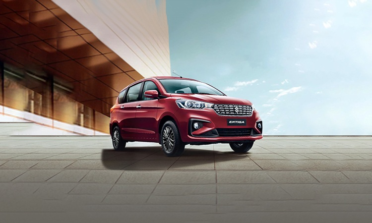 Maruti Suzuki Ertiga Price in Jalandhar: Get On Road Price of Maruti