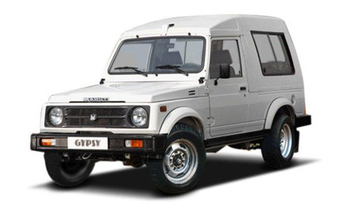 Maruti Suzuki Gypsy King Hard Top