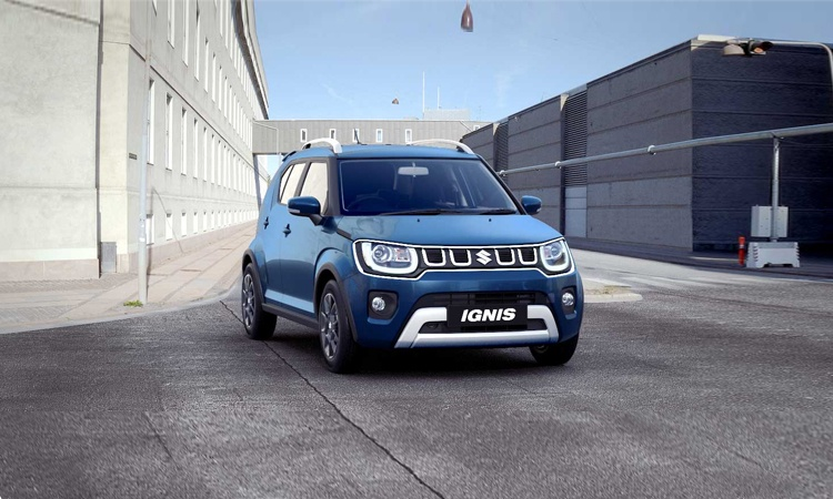 Maruti Suzuki Ignis Price in Ludhiana: Get On Road Price of Maruti