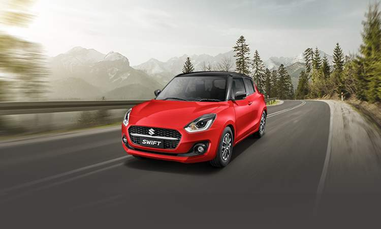 New Maruti Suzuki Swift VXI AGS