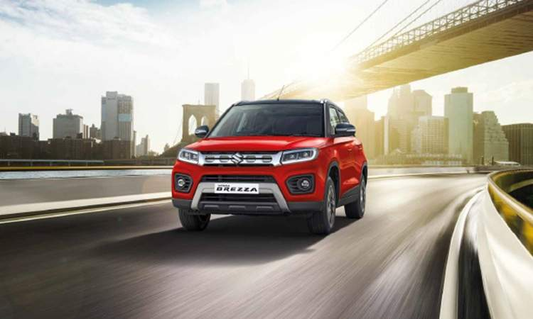 Maruti Suzuki Vitara Brezza Price in India, Images, Mileage ...