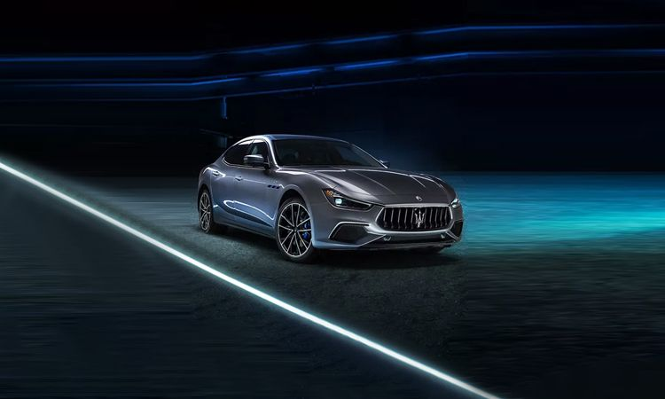 Maserati Ghibli Images