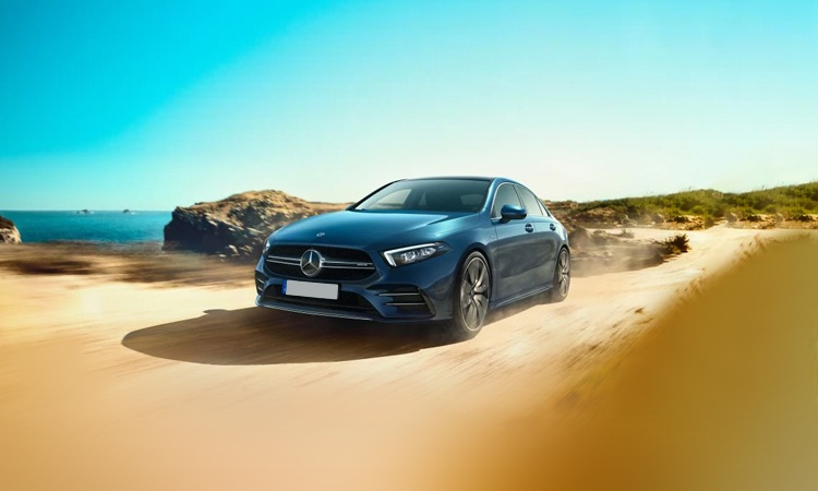 Great Mercedes AMG CLA 45 Images