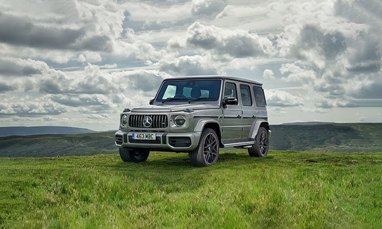 Amg Mercedes G Wagon The Wagon