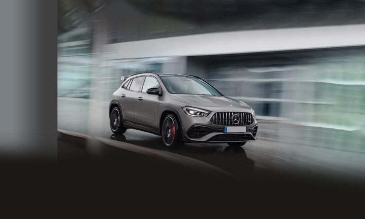 mercedes amg gla 45 price in india images mileage features reviews mercedes amg cars. Black Bedroom Furniture Sets. Home Design Ideas
