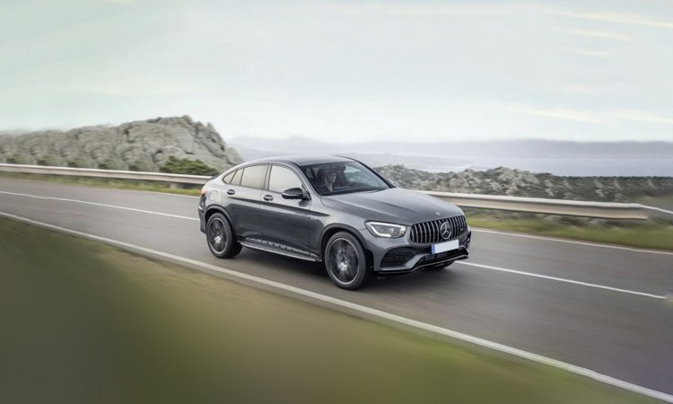 mercedes amg glc 43 coupe price in new delhi get on road. Black Bedroom Furniture Sets. Home Design Ideas