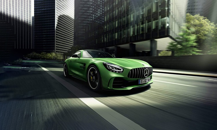 Mercedes Amg Gt Price In India Images Mileage Features Reviews