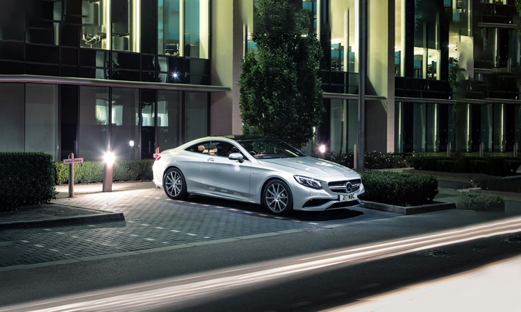 Mercedes Amg S 63 Coupe Images