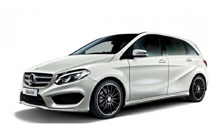 Mercedes Benz B Cl 200 Cdi Sport Images