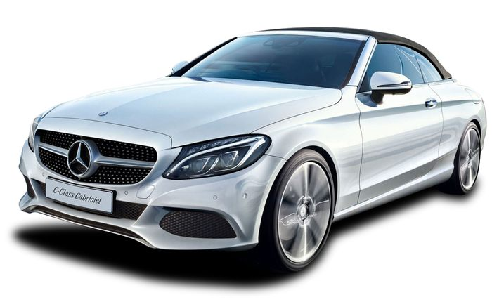 Mercedes Benz C Cl Cabriolet