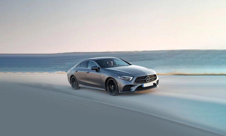 Mercedes Benz Cls Change Car