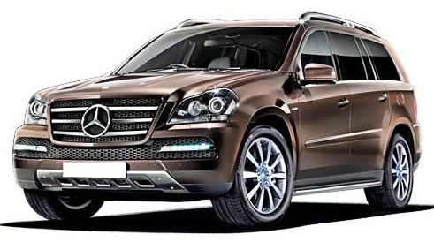 Mercedes benz gl class india price review images for Mercedes benz gl 450 price