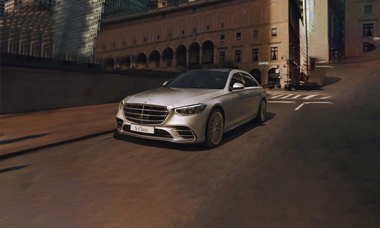 Mercedes Benz S Class Mercedes Benz S Class News Photos And Videos