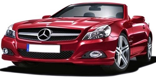 Mercedes benz sl class price in india images mileage for Mercedes benz 530 sl price