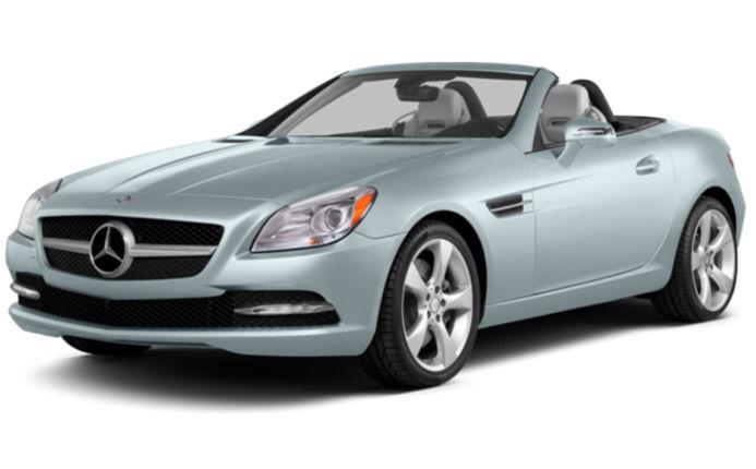 Mercedes Benz Slk Class