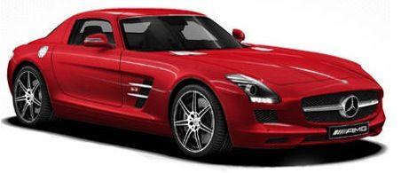 Mercedes Benz Sls Class
