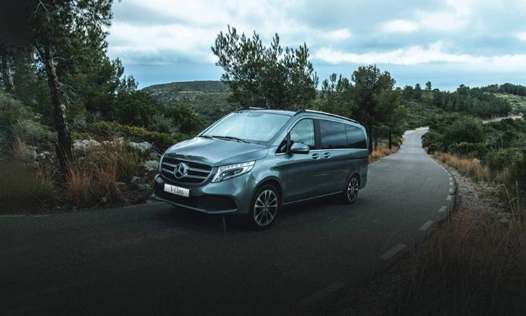 Mercedes V Class >> Mercedes Benz V Class Expression