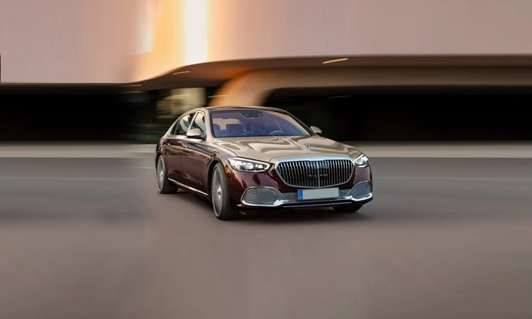 Mercedes Maybach S Class Images