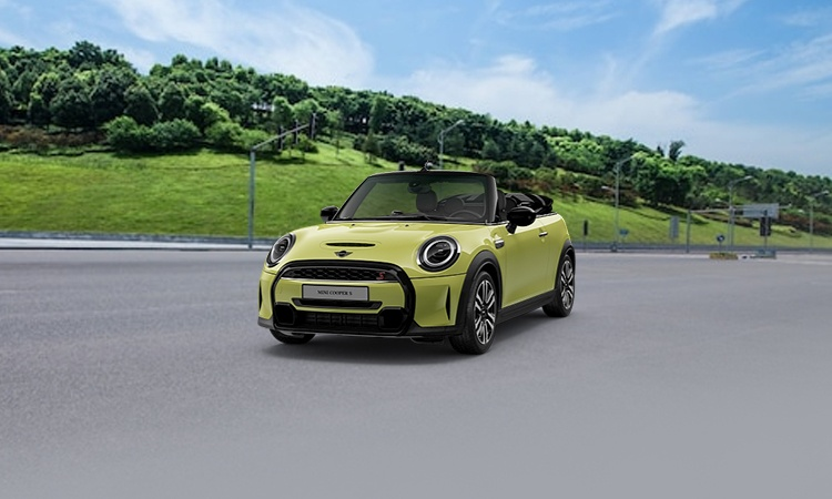 MINI Cooper Convertible Images