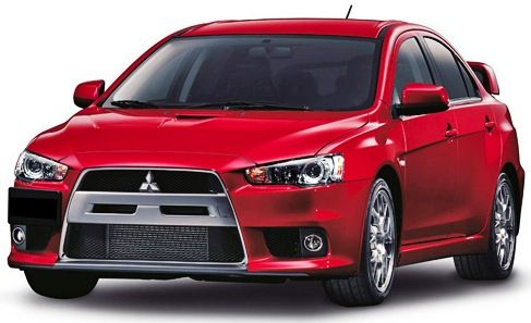 Mitsubishi Lancer Evolution X Price in India, Images, Mileage ...