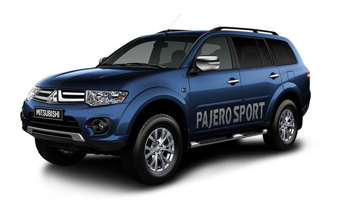 Mitsubishi Pajero Sport Price in India (GST Rates), Images, Mileage, Features, Reviews ...
