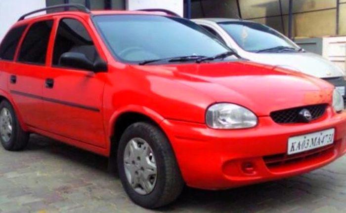 Opel Corsa Sail