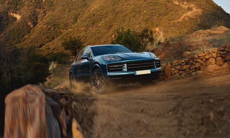 Porsche Cayenne India Price Review Images Porsche Cars
