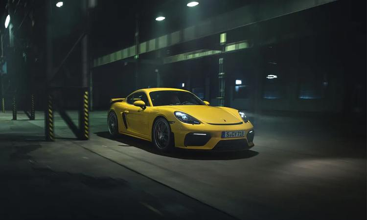 porsche 718 cayman price in india images mileage features